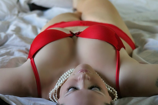 intimita - žena