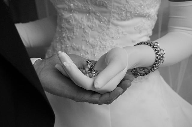 sňatek manželský